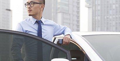 Automotive Window Film - Add Style