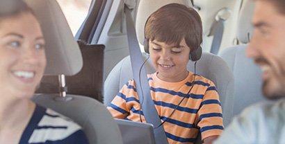 Automotive Window Film - Block Harmful UV Rays