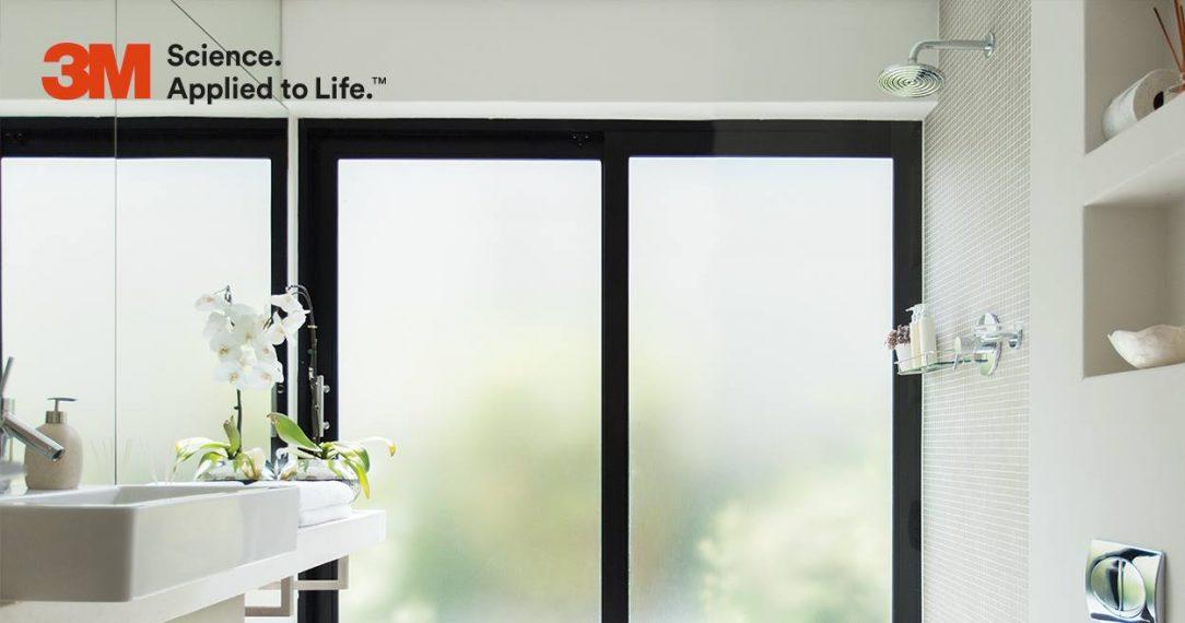3M Fasara Decorative Glass Finishes Transform Ordinary Glass