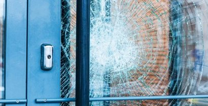 Commercial Window Film - Increase Safety