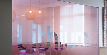 Decorative Glass Film - Schools / Universities