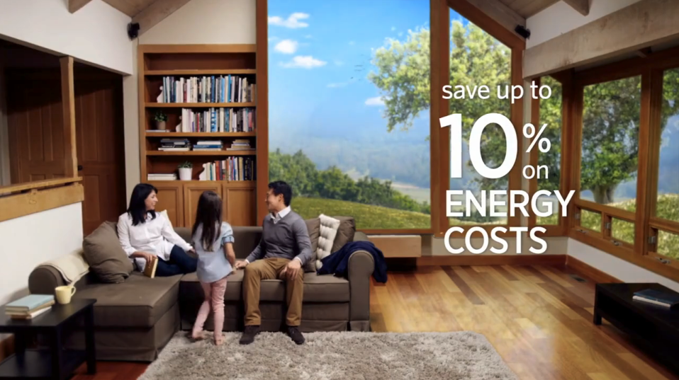 Save on Home Energy Costs with 3M Thinsulate Window Film